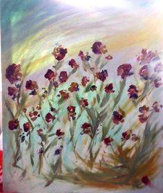 Pintura al óleo / Oil canvas: Voglia di primavera