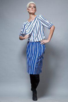 UNWORN deadstock vintage 80s skirt top set by shoprabbithole