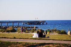 Schönberger Strand - Ostseeurlaub an der Kieler Bucht