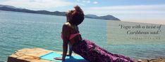 "Yoga with Alicia Saldenha, PhD International Recording Artist, Activist & Yogi YogiAlicia.com ""Yoga with a twist of Caribbean soul..."""