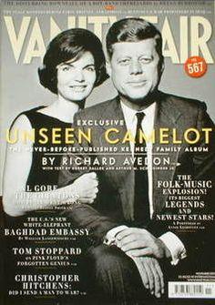 Cover : Vanity Fair