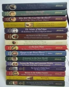 Dear America The Royal Diaries Books Lot of 15 Historical Scholastic Series - I read this entire series when I was little.