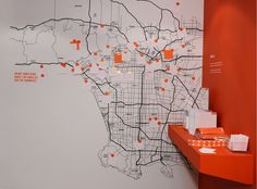 Share something special about L.A. on our big map at the Hammer this Summer during Made in L.A. 2014