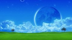 Fantasy Space Art – Space from a Field I have no...View Image