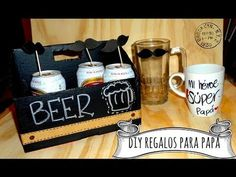 DIY REGALOS PARA PAPÁ❤️, My Crafts and DIY Projects