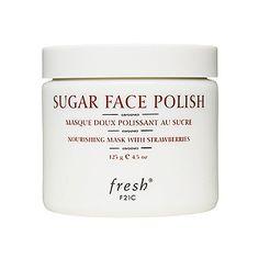 Fresh Sugar Face Polish: Shop Exfoliators & Peels | Sephora