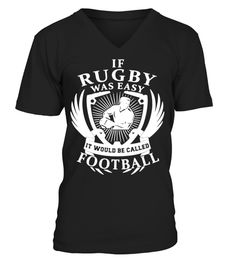 # If Rugby Was Easy .  Special Offer, not available anywhere else!Available in a variety of styles and colorsBuy yours now before it is too late!Secured payment via Visa / Mastercard / Amex / PayPalHow to place an order:Choose the model from the drop-down menuClick on Buy it nowChoose the size and the quantityAdd your delivery address and bank detailsAnd thats it!Tags: sports, saying, rugby, player, rugby, quote, humor, funny, because, therapy, is, too, expensive,Sports, Season, Funny…