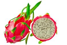 Pitahaya also known as dragon fruit is grown in Central America