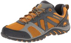 Merrell Men's Rockbit Cove Hiking Water Shoe, Butterscotch/Castle Rock, ...