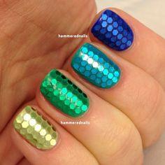 Instagram photo by hammerednails  #nail #nails #nailart