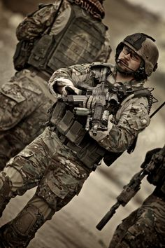 United Kingdom Special Forces - SAS