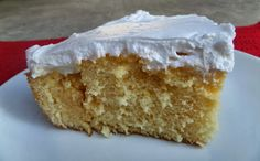 Honeyville Farms - Cookin Cousins YUMMY TWINKIE CAKE- can't wait to try this.