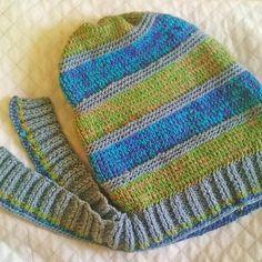 """0 Me gusta, 1 comentarios - (@alethleia) en Instagram: """"Gorro slouchy  #beanie #slouchy #knitting #knit #tissue #tejidos #tejer #yarn"""""""