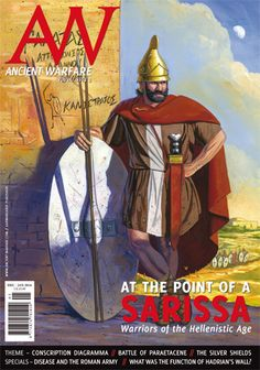 """Ancient Warfare magazine is published by Karwansaray Publishers. Located in the Netherlands, they concentrate on providing a historical focus with """"special emphasis... placed on quality production, original artwork, and current but accessible scholarship"""" (Source). Along with Ancient Warfare, they also publish a few other accessible history magazines: Ancient History, Medieval Warfare, and Wargames, Soldiers, and Strategy. (Review by William Brown) -- AHE"""
