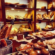 Crustó Bakery.  Great place to grab coffee and pastry in the am.