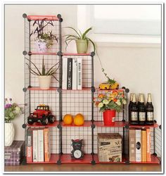1000 images about organization on pinterest wire for Studio apartment storage ideas