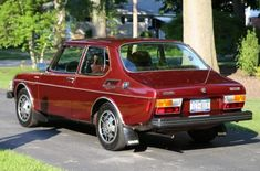 1977 Saab 99 EMS Best One Left: 20k-Mile