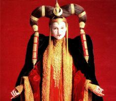 queen amidala senate gown