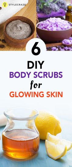 If you want to be all beautiful, you got to take care of the entire body, not just your face! And to give you a helping hand, we are listing the top five super easy body scrub recipes you can prepare in your own kitchen. Let's get started with the list, shall we?