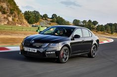 Skoda Octavia vRS Challenge adds more kit and chassis tech Car Volkswagen, Cars Uk, Limited Slip Differential, Car Brands, Car Photos, Cool Walls, Car Ins, Automobile, Challenges