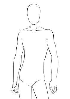 Resultado de imagen para el cuerpo masculino manga