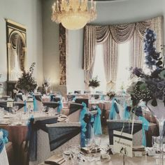Blues in the Ballroom #wedding #wynyardhall #weddingvenue