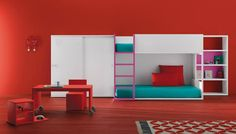 Children's furniture.  Created by spanish company BM http://www.bm2000.net/