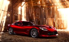 Dodge Viper the way to go!