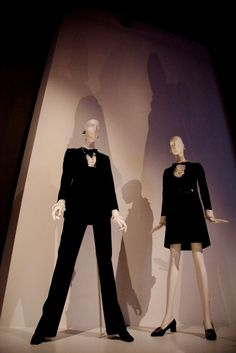 YSL STYLE IS ETERNAL THE BOWES MUSEUM 2015