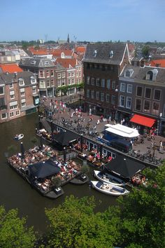 Leiden, Zuid-Holland.