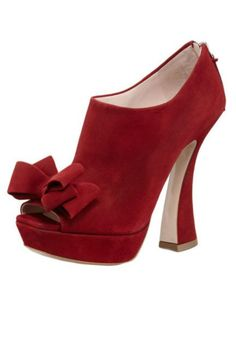 MIU MIU red shoes
