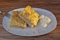 Apfel - Streuselkuchen vom Blech 1