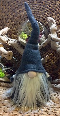 Swedish Norwegian Tomte Nisse Gnome Santa Elf all yr/round Christmas Decoration