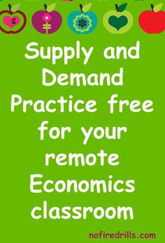 Supply or Demand? - Be your best teacher! Teaching Economics, Social Studies Classroom, Financial Literacy, Google Classroom, Best Teacher, Classroom Management, Continue Reading, Presentation, This Or That Questions