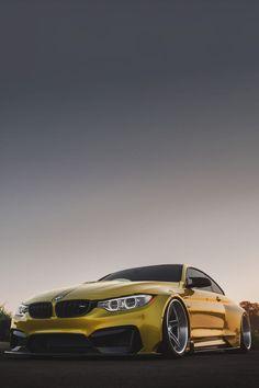 #BMW Gold