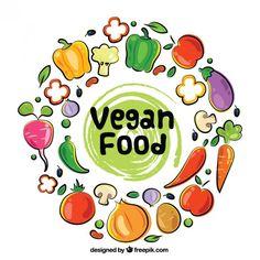 healthy meals on a budget book 2017 18 Food Graphic Design, Logo Design, Fruit Logo, Food Patterns, Logo Restaurant, Shop Front Design, Logo Food, Fruit Art, Grafik Design