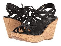 Vaneli Elvera (Black Seta Calf) Women's Wedge Shoes Womens Shoes Wedges, Gladiator Sandals, Wedge Shoes, Calves, Street Style, Fashion Trends, Black, Footwear Shoes, Street Fashion