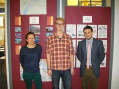 Bromsgrove School is pleased to welcome three languages assistants to support the work of our modern languages department. Rozenn Le Bloa from Brittany in France, Emilio Bonome Ares from Galicia in Spain and Christoph Jakits from Vienna in Austria. Emilio and Rozenn live on campus and aside from their language classes, they are enjoying helping out in a Boarding House and participating in activities.