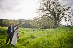 Real Weddings: Laura & Jeff's $6,000 Winery Wedding