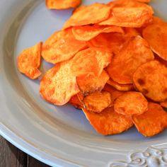 I Quit Sugar - Sweet Potato Crisps