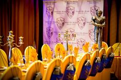 "Bar Mitzvah ""Knights Table"" Kids Table, Hunger Games, Game of Thrones Theme {Sergei Zhukov & Lasting Memories Photography} - mazelmoments.com"
