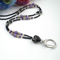 quilter's eyeglasses lanyard - Google Search