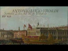 A. Vivaldi: RV 815 / Sonata 2:da del Si.gr Vivaldi in C major (New Disco...