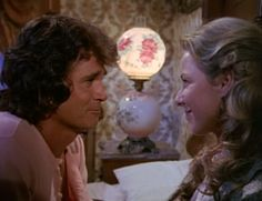 Doesnt everyone wish they could find love like Charles and Carolin Ingalls? :)