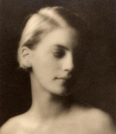 """Lee Miller by Arnold Genthe (about 1927) 