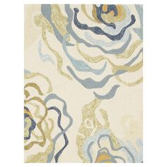 I pinned this Augustine Indoor/Outdoor Rug from the Vibrant & Versatile event at Joss and Main!