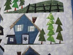 Grit's Life: Blogger`s Quilt Festival *1 Wall Hanging