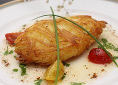 鱈のポテト包み焼き