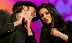 Ashton Kutcher y Mila Kunis ¿podrían ser la nueva pareja de Hollywood?