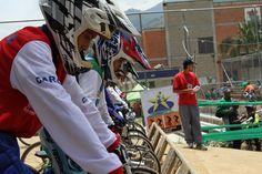 BMX. Juegos Escolares. La Estrella. Antioquia.